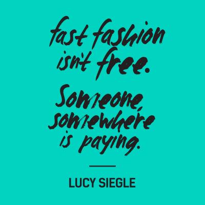 consumo consciente na moda
